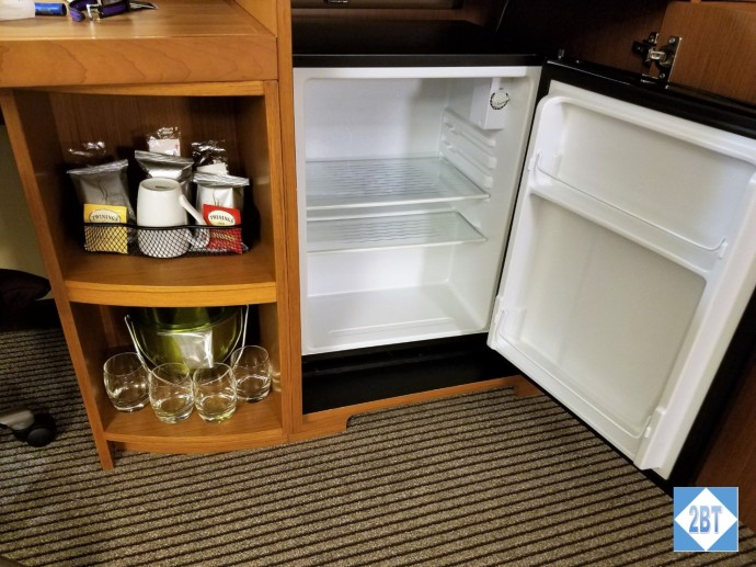 Hyatt Place DFW Mini-Fridge