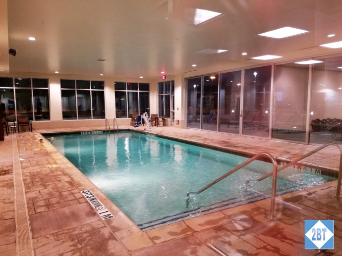 Hyatt Place DFW Pool