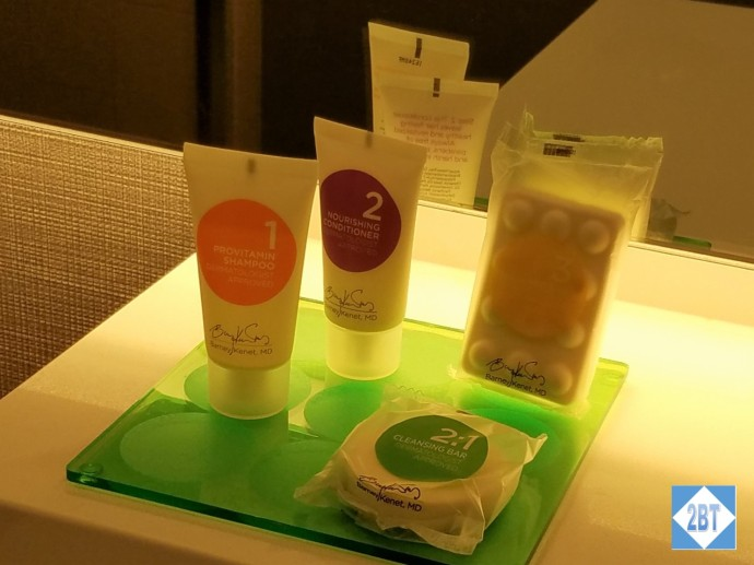 Hyatt Place DFW Toiletries
