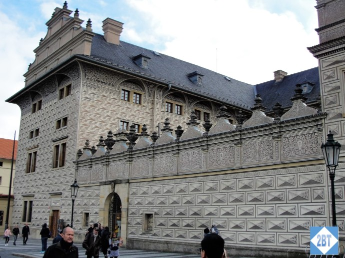 Schwarzenberg Palace, now home to the National Gallery
