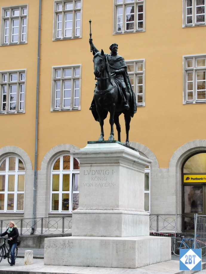 King Ludwig I