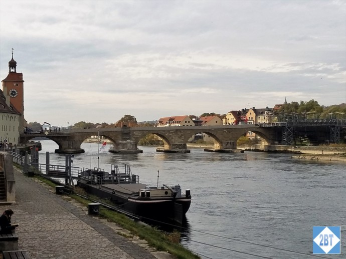 The Stone Bridge of Regensburg