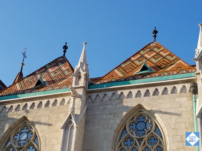 Loved the tile work on the roof