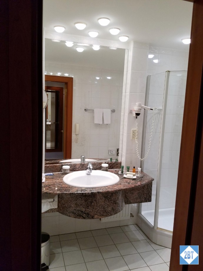 Twin Guest Room Sink