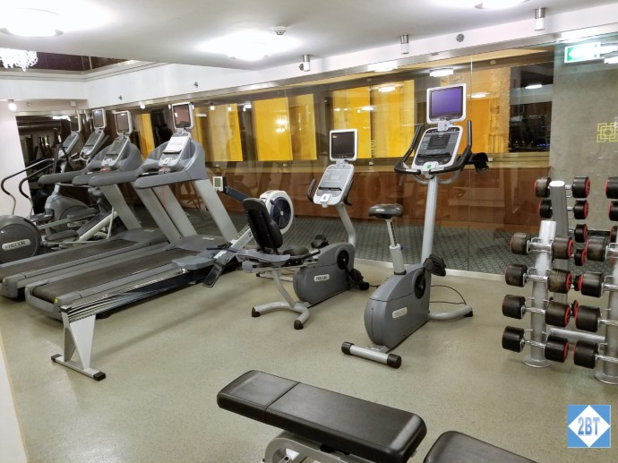 Hilton Castle District Cardio Machines