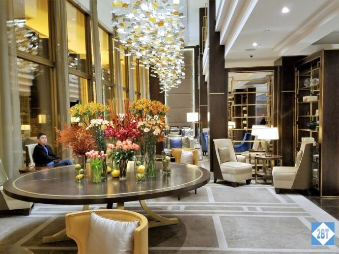 Hilton Castle District Ground Floor Lounge