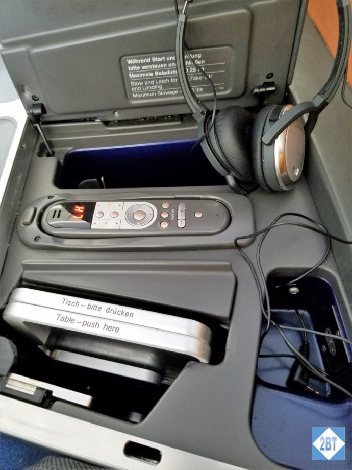 LH 430 Center Console