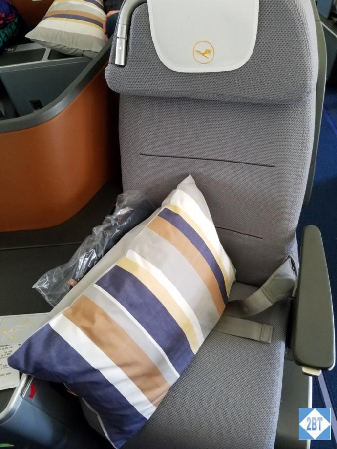 LH 430 Business Class Seat