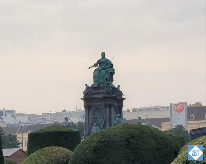 Maria-Theresa Statue