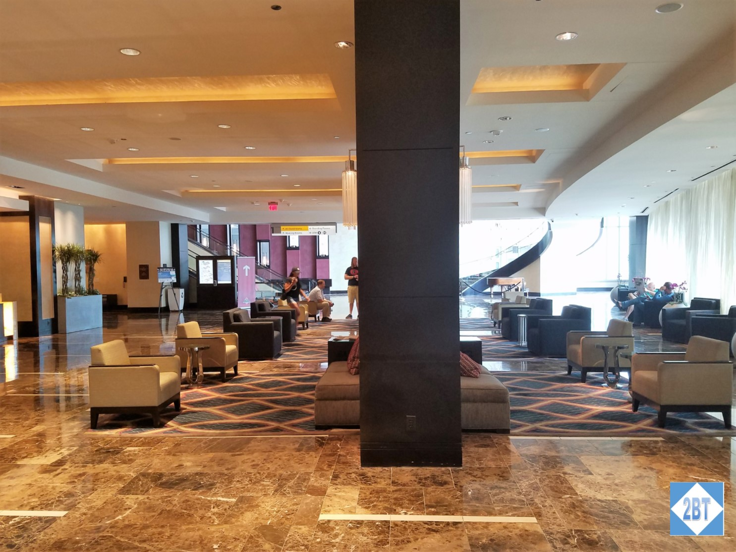 Getting Hotel Upgrade In New Orleans