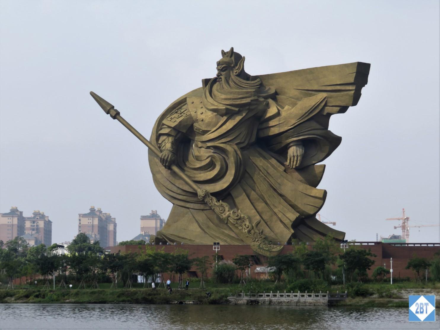 Jingzhou City Walls Tour | 2B Traveling