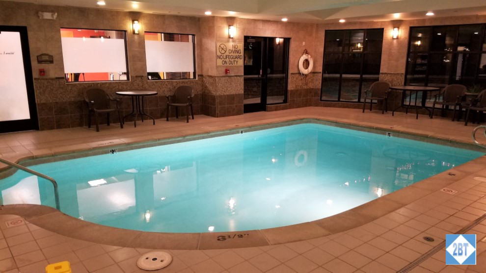 Hilton Garden Inn Bozeman Pool